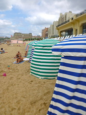 beaches biarritz